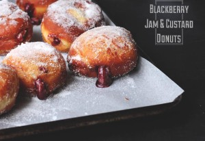Blackberry-Jam-Custard-Donuts-1